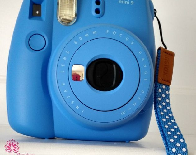 Win a Fujifilm Instax Mini 9 Camera