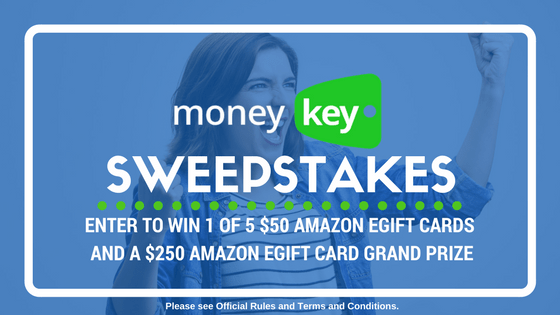 MoneyKey Sweepstakes