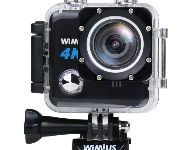 Win a Wimius L1 Action camera giveaway