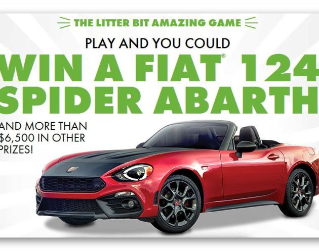 World's Best Cat Litter™ The Litter Bit Amazing Game Sweepstakes
