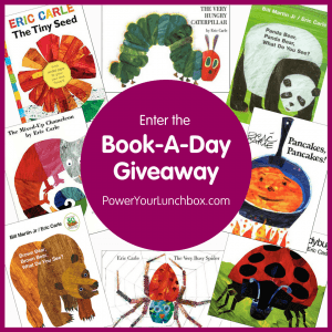 Produce For Kids Book-A-Day Giveaway