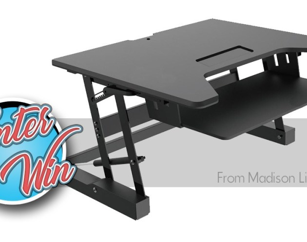 Madison Liquidators - Desk Riser Giveaway