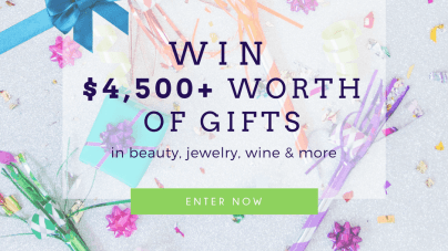 Win a $4,500 Holiday Shopping Spree