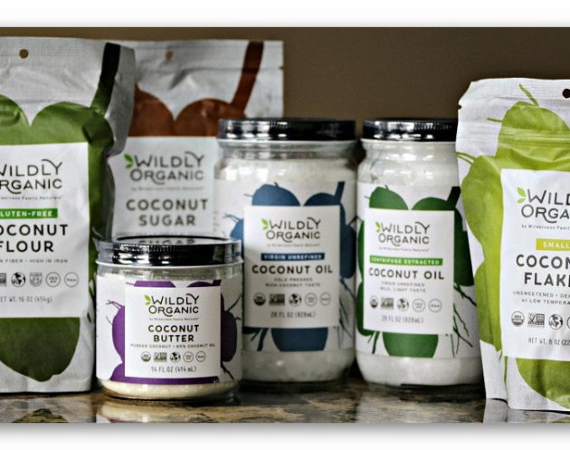 Wildly Organic Coconut Giveaway
