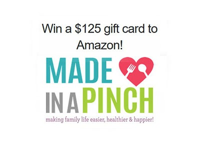 Win a $125 Amazon Gift Card