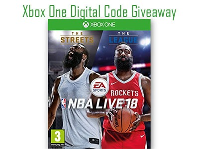 Win NBA Live 18 for Xbox One