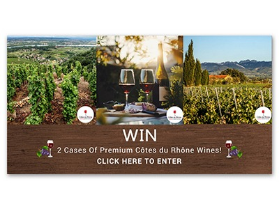 Win 2 Cases of Premium Wine