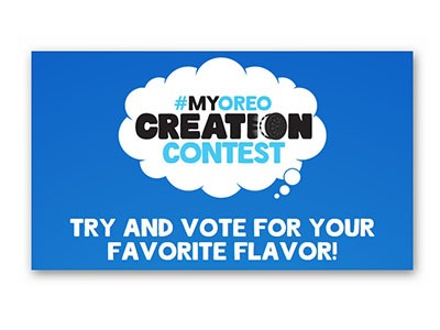 Oreo Creation Instant Win Game
