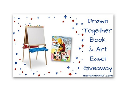 Drawn Together Giveaway