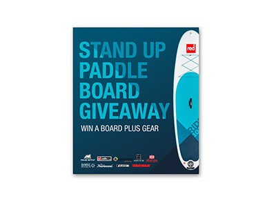 Stand Up Paddle Board Giveaway