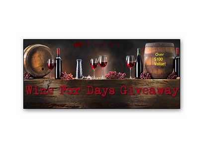 Mumba Year of Wine Giveaway