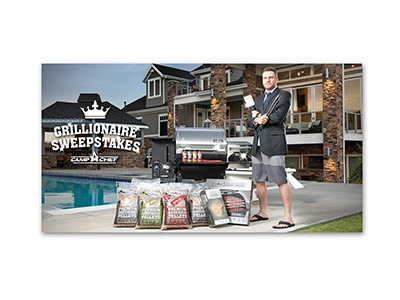 Grillionaire Sweepstakes