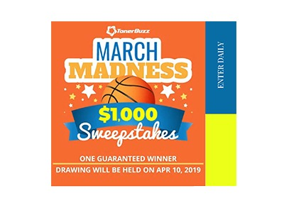 March Madness Sweepstakes