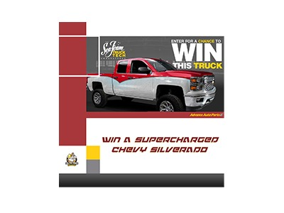 Win a Chevy Truck
