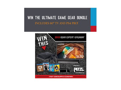Ultimate Game Gear Giveaway