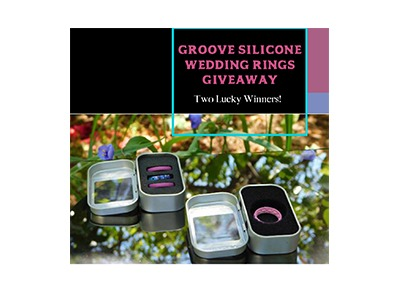 Win a Silicone Wedding Ring Set
