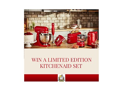 Win a Limited Edition KitchenAid Set