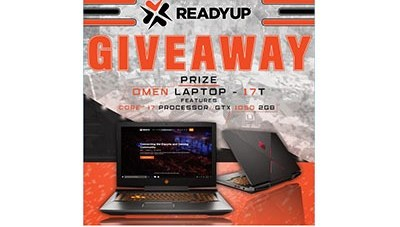 Win an Omen Gaming Laptop