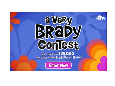 A Very Brady Sweepstakes