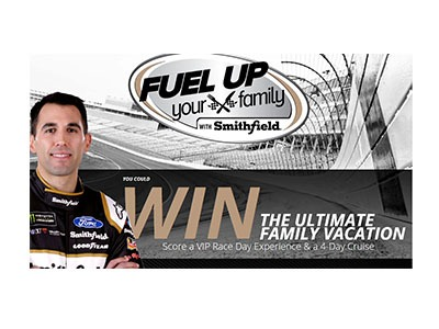 Fuel Up Your Family with Smithfield Sweepstakes