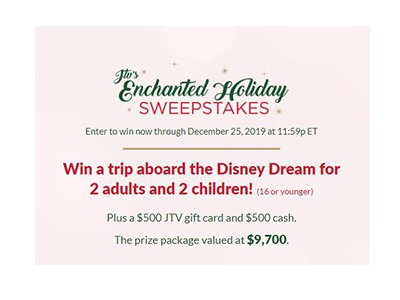 JTV's Enchanted Holiday Sweeps