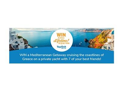 Win a Mediterranean Getaway
