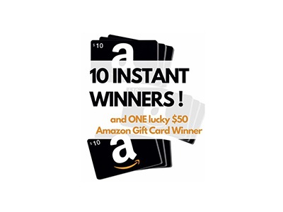 Amazon Gift Card Instant Win Game