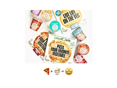 Caulipower Pizza and Ice Cream Sweepstakes
