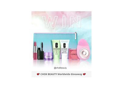 CHOK Beauty Summer Giveaway