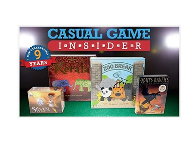 Casual Game Insider 9th Anniversary Sweepstakes