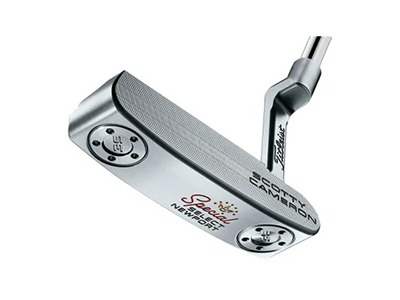 Win a Scotty Cameron Putter