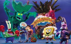 2020 SpongeBob Halloween SMS Sweepstakes