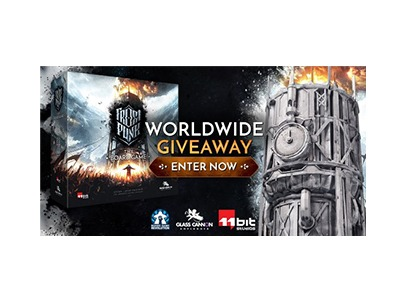 Frostpunk Board Game Giveaway