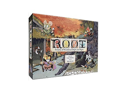 Root Board Game Giveaway