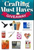 Win a Goodie Basket Full of Items for Crafters