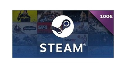 €100 Steam Wallet Code Giveaway