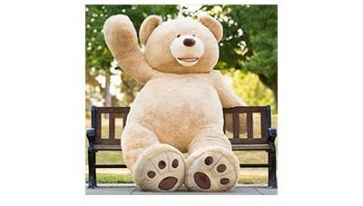 Hugfun Cuddly Bear Giveaway