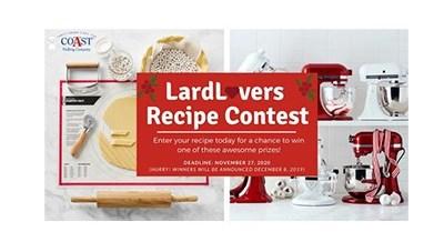 LardLovers Recipe Contest
