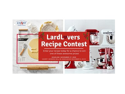 LardLovers Recipe Contest