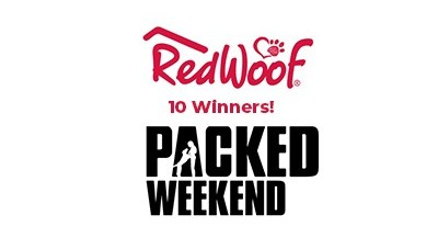 Red Roof's Packed Weekend Giveaway