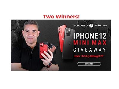 Win An iPhone 12 mini OR Pro Max