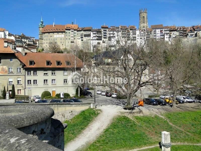 Appartement Fribourg Vieille Ville