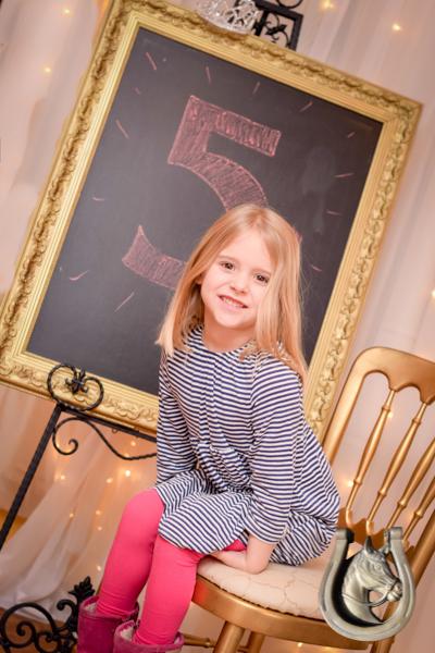 Ella's 5th Birthday - 4