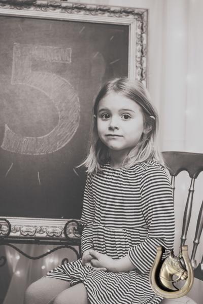 Ella's 5th Birthday - 5