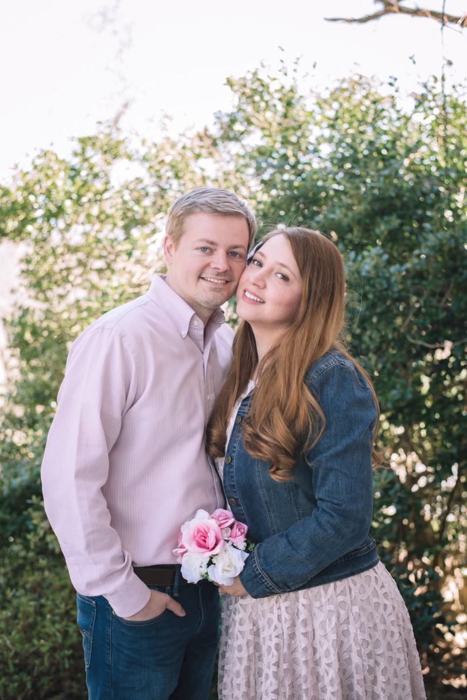 Liz and Aaron Engagement - 011