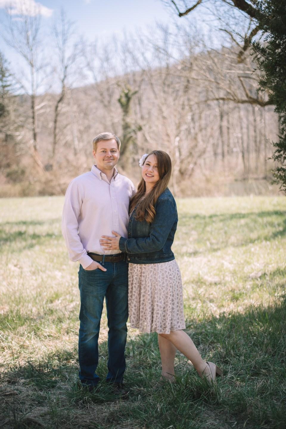 Liz and Aaron Engagement - 035