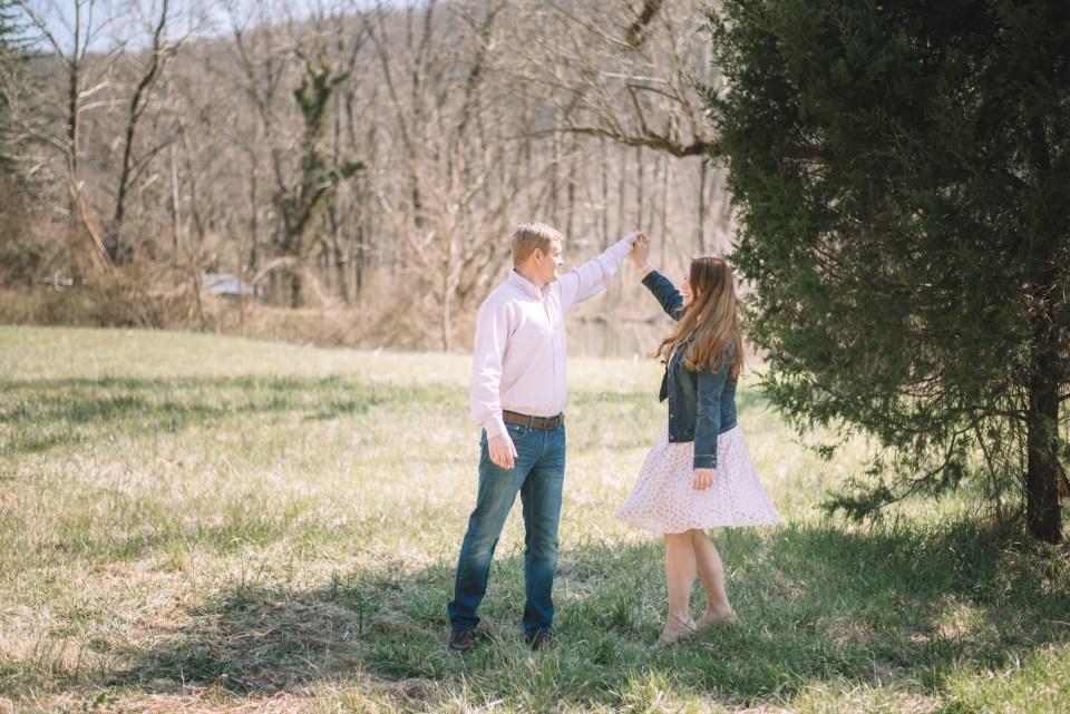 Liz and Aaron Engagement - 040