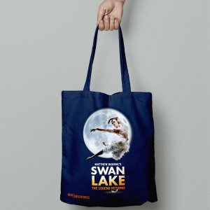 Matthew Bourne's Swan Lake Tote Bag