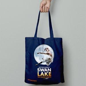 Matthew Bourne's Swan Lake Tote Bag