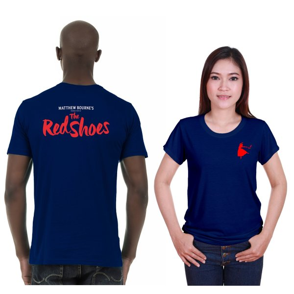 Matthew Bourne's The Red Shoes – Adult T-shirt